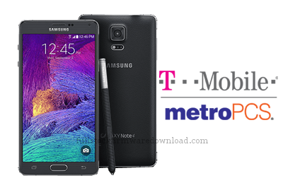 Full stock firmware, full Repair firmware, full 4 files firmware for Samsung SM-N910T Galaxy Note 4 LTE-A (Samsung Muscat)