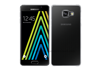 Full stock firmware, full repair firmware, full 4 files firmware for Samsung SM-A310Y Galaxy A3 2016 LTE (Android 7.0 Nougat)