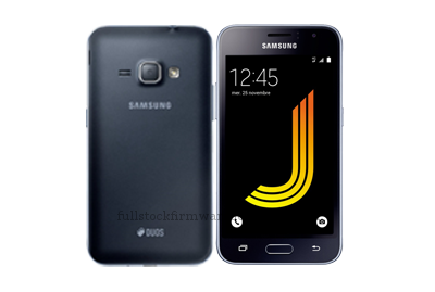 Full stock firmware, full odin firmware, full 4 files firmware for Samsung Galaxy J1 (2016) LTE SM-J120FN