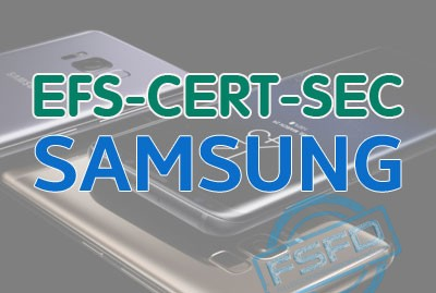 Cert, EFS, Security for Samsung SM-G925F Galaxy S6 Edge LTE-A (Samsung Zero)