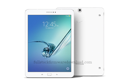 Full stock firmware, full 4 files firmware for Samsung SM-T710 Galaxy Tab S2 8.0 WiFi (Android 7.0 Nougat)
