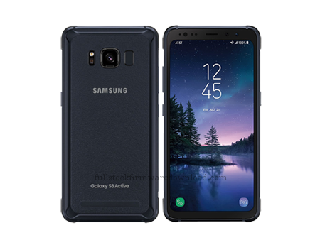 Full stock firmware, full 4 files firmware, full factory firmware for Samsung SM-G892A Galaxy S8 Active TD-LTE (Android 9.0 Pie)