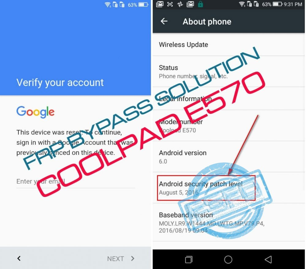 Protected: FRP Remove Solution for Coolpad E570 Android 6.0 August Security Patch 2016