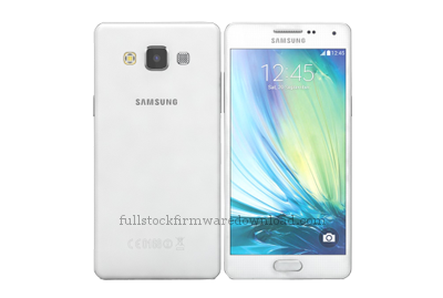 Full stock firmware, full Repair firmware, full 4 files firmware for Samsung SM-A500F Galaxy A5 LTE