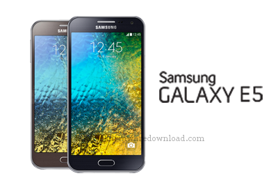 Full stock firmware, full 4 files stock firmware for Samsung SM-E500F/DS Galaxy E5 Duos 4G LTE