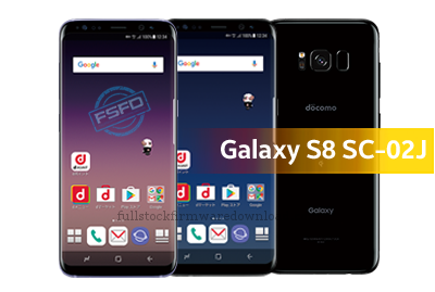 Full stock firmware, full 4 files firmware, full factory firmware for Samsung SM-G950D Galaxy S8 TD-LTE SC-02J (Samsung Dream) (Android 9.0, Pie)