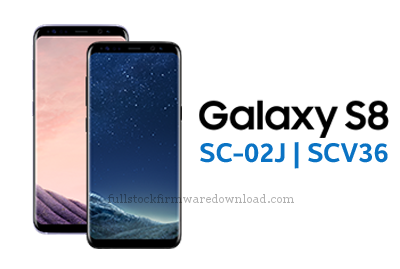 Full stock firmware, full factory firmware for Samsung SM-G950J Galaxy S8 WiMAX 2+ SCV36 (Samsung Dream) (Android 9.0 Pie)