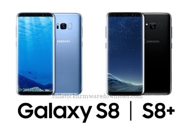 Full stock firmware, full 4 files firmware for Samsung SM-G9550 Galaxy S8+ Duos TD-LTE (Android 7.0 Nougat)
