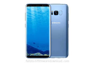 Full stock firmware, full 4 files firmware for Samsung Galaxy S8 TD-LTE (Samsung Dream) SM-G950F