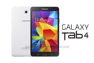Full stock firmware, full 4 files firmware for Samsung SM-T537A Galaxy Tab4 10.1 LTE-A