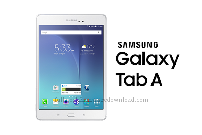 Full stock firmware, full 4 files firmware for Samsung SM-P550 Galaxy Tab A 9.7 WiFi with S Pen (Android 7.1.1 Nougat)