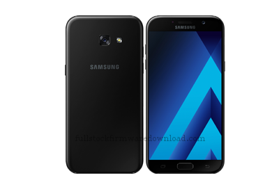 Full stock firmware, full Repair firmware, full 4 files firmware for Samsung Galaxy A7 (2017) model SM-A720F (Android 7.0 Nougat)