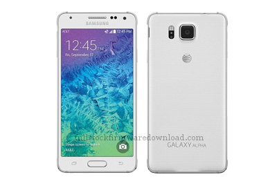 Full stock firmware, full factory firmware for Samsung SM-G850A Galaxy Alpha LTE-A