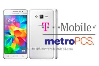 Full stock firmware, full Repair firmware, full 4 files firmware for Galaxy Grand Prime (Metro PCS) SM-G530T1