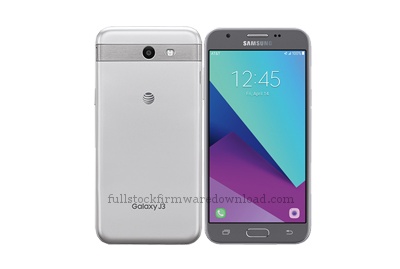Full stock firmware, full factory firmware, full 4 files stock firmware for Samsung Galaxy J3 SM-J326AZ (Android 7.0 Nougat)