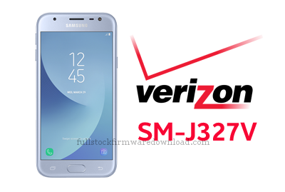 Full stock firmware, full factory firmware for Samsung SM-J327V Galaxy J3 2017 XLTE (Android 7.0 Nougat)