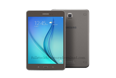 Full stock firmware, full 4 files firmware for Samsung SM-T555 Galaxy Tab A 9.7 LTE / Galaxy Tab AL (Android 7.1.1 Nougat)