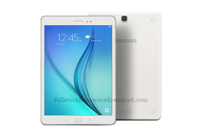 Full stock firmware, full 4 files firmware for Samsung SM-T550 Galaxy Tab A 9.7 WiFi (Android 7.1.1 Nougat)