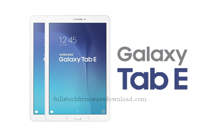 Full stock firmware, full Repair firmware, full 4 files firmware for Samsung SM-T377R4 Galaxy Tab E 8.0 TD-LTE