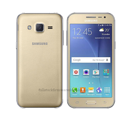 Full stock firmware, full Repair firmware, full 4 files firmware for Samsung SM-J200BT Galaxy J2 DTV Duos LTE