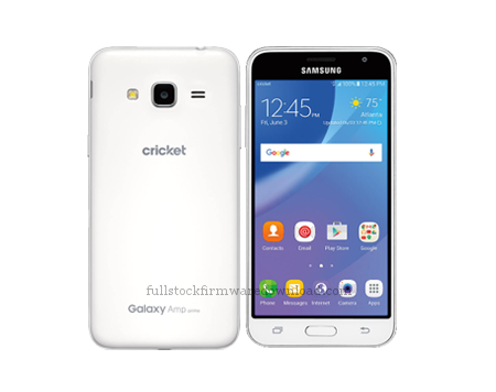 Full stock firmware, full 4 files firmware, factory firmware for Samsung Galaxy Amp Prime SM-J320AZ (Cricket) (Android 7.1.1 Nougat)
