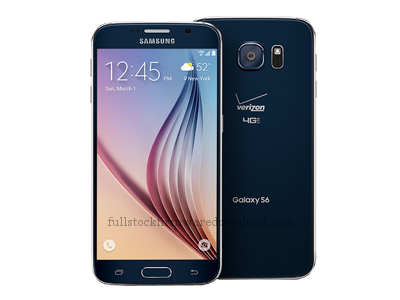 Full stock firmware, full Repair firmware, full 4 files firmware for Samsung Galaxy S6 (Straight Talk) SM-S907VL