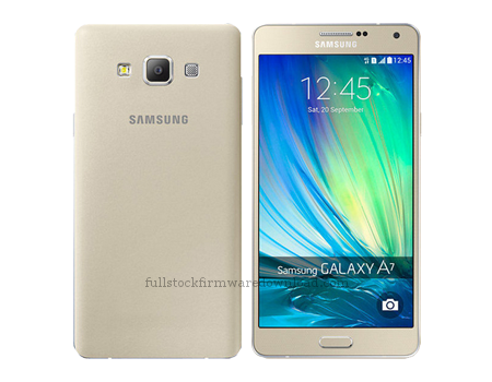 Full stock firmware, full 4 files firmware for Samsung SM-A700FD Galaxy A7 Duos LTE
