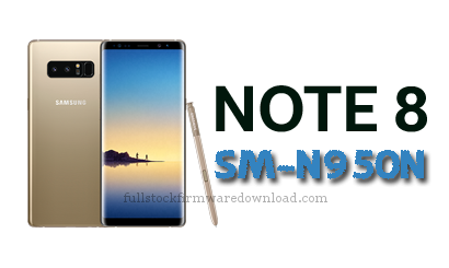 Full stock firmware, full factory firmware, full 4 files firmware for Samsung SM-N950N Galaxy Note 8 TD-LTE (Samsung Baikal) (Android 9.0 Pie)