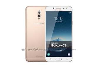 Full stock firmware, full 4 files firmware for Samsung SM-C7108 Galaxy C8 Duos TD-LTE (Android 8.1.0 Oreo)