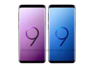 Full stock firmware, full 4 files firmware for Samsung SM-G965J Galaxy S9+ WiMAX 2+ SCV39 (Samsung Star 2) (Android 10 Q OS10)