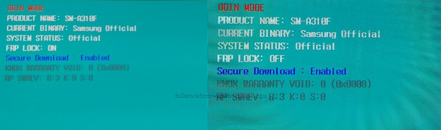 Full stock firmware, full factory firmware, Combination firmware