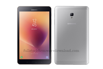 Full stock firmware, full factory firmware, full 4 files firmware for Samsung SM-T385K Galaxy Tab A 8.0 2017 TD-LTE (Samsung T380) (Android 9.0 Pie)