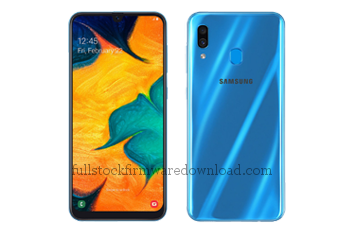 Full stock firmware, full Repair firmware, Factory firmware for Samsung SM-A305G Galaxy A30 Duos TD-LTE (Samsung A30) (Android 9.0, Pie)