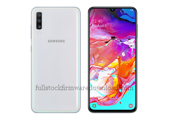 Full stock firmware, full Repair firmware, Factory firmware for Samsung SM-A707F/DS Galaxy A70s 2019 TD-LTE (Samsung A70) (Android 9.0 Pie)