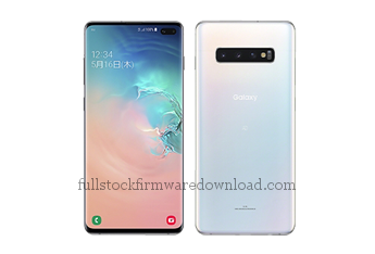 Full stock firmware, full factory firmware, full Odin firmware for Samsung SCV42 Galaxy S10+ TD-LTE JP (Samsung Beyond 1) (Android 10 Q)