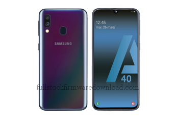 Full stock firmware, full repair firmware, Factory firmware for Samsung SM-A405FM Galaxy A40 TD-LTE (Samsung A40) (Android 11 OS11)