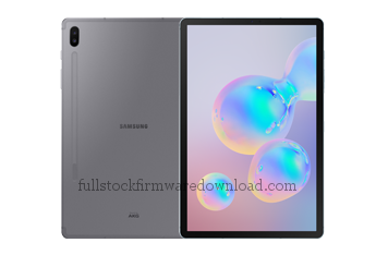Full stock firmware, full factory firmware, full Odin firmware for Samsung SM-T867 Galaxy Tab S6 10.5 2019 (Samsung T860) (Android 10 Q OS10)