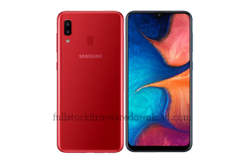 Full stock firmware, full repair firmware, Factory firmware for Samsung SM-A207M/DS Galaxy A20s 2019 Dual SIM TD-LTE LATAM (Samsung A207) (Android 10, Q OS10)