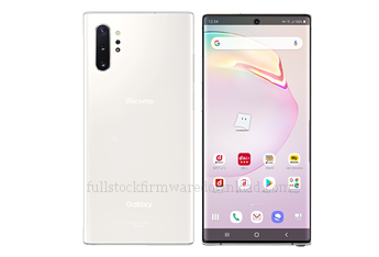 Full stock firmware, full factory firmware, full Odin firmware for Samsung Galaxy Note10+ SC-01M Docomo (Samsung DaVinci 2) (Android 11 OS11)