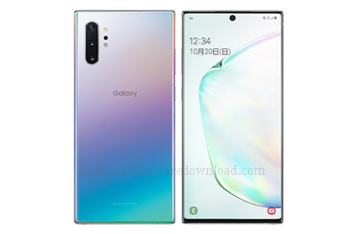 Full stock firmware, full factory firmware, full Odin firmware for Samsung SCV45 Galaxy Note10+ AU (Samsung DaVinci 2) (Android 10 Q)