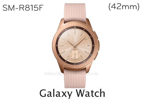 Samsung Galaxy Watch LTE (42mm) | SM-R815F Full stock firmware, full Repair firmware, Factory firmware, Combination firmware for Samsung Galaxy Watch (42mm) | SM-R815F