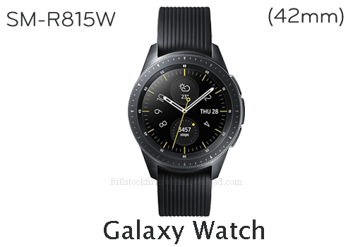 Samsung Galaxy Watch LTE (42mm) | SM-R815W Full stock firmware, full Repair firmware, Factory firmware, Combination firmware for Samsung Galaxy Watch (42mm) | SM-R815W