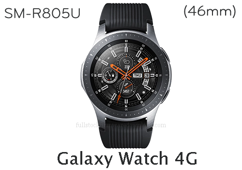 Samsung Galaxy Watch 46 mm (4G) | SM-R805U Full stock firmware, full Repair firmware, Factory firmware, Combination firmware for Samsung Galaxy Watch 46mm LTE US (Samsung Galileo) | SM-R805U