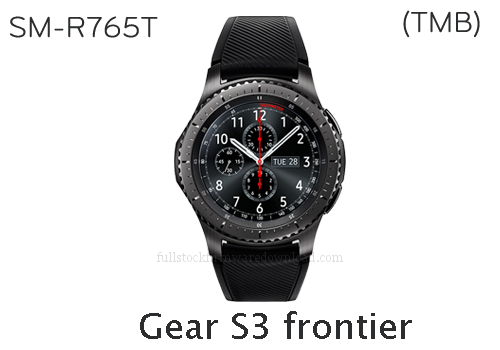 Samsung Gear S3 frontier T-Mobile | SM-R765T Full stock firmware, full Repair firmware, Factory firmware, Combination firmware for Samsung Gear S3 frontier T-Mobile | SM-R765T