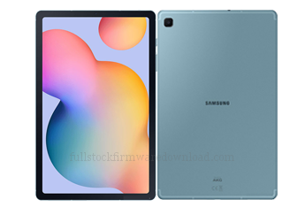 Full stock firmware, full repair firmware, Factory firmware for Samsung SM-P615 Galaxy Tab S6 Lite 10.4 Global TD-LTE (Samsung P610) (Android 10 Q OS10)