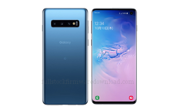 Full stock firmware, full factory firmware, full 4 files firmware for Samsung SM-G973C Galaxy S10 TD-LTE JP (Rakuten Mobile) (Samsung Beyond 1) (Android 11 OS11)