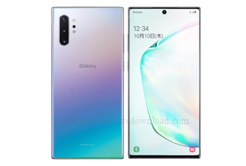 Full stock firmware, full factory firmware, full 4 files firmware for Samsung SM-N975C Galaxy Note 10+ TD-LTE JP (Rakuten Mobile) (Samsung DaVinci 2) (Android 10 Q OS10)