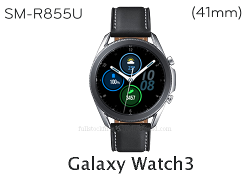 Samsung Galaxy Watch3 41mm | SM-R855U Full stock firmware, full repair firmware, Factory firmware, Combination firmware for Samsung Galaxy Watch3 LTE/4G | SM-R855U