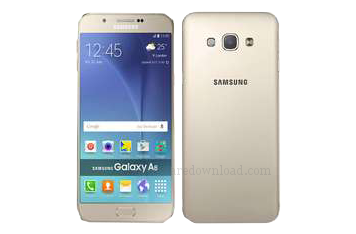 Full stock firmware, full repair firmware, full 4 files firmware for Samsung SM-A800F/DS Galaxy A8 Duos TD-LTE